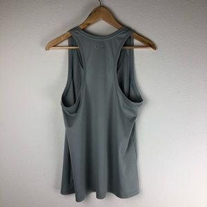 Under Armour Tops - Under Armour Gray Tank Top Size L